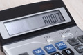 Calculator With Audit On Display - PhotoDune Item for Sale