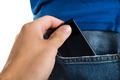 Thief Taking Mobilephone Out Of Back Pocket - PhotoDune Item for Sale