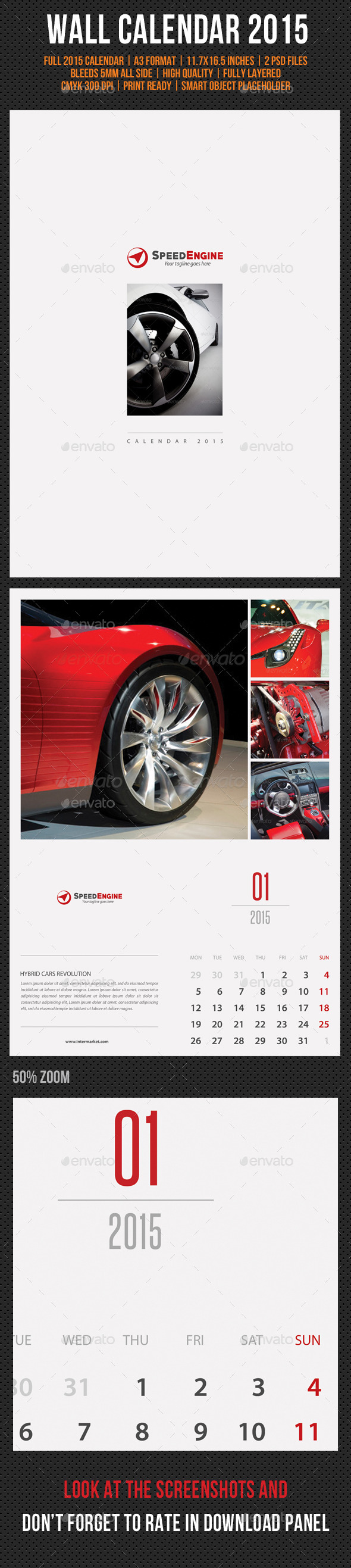 GraphicRiver Corporate Wall Calendar 2015 V03 9588395