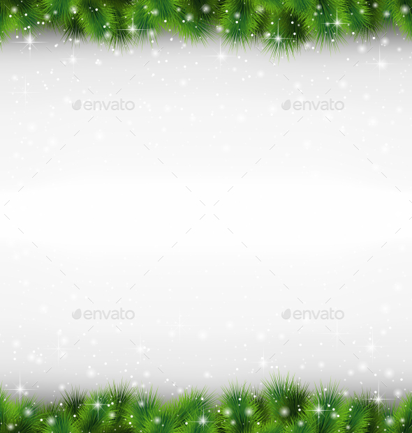 GraphicRiver Christmas Background 9588468