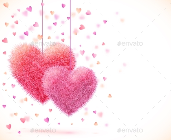 GraphicRiver Valentine Background 9588492