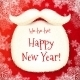 Santa's Beard with Happy New  Year - GraphicRiver Item for Sale