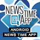 News Time App With CMS & Ads - Android