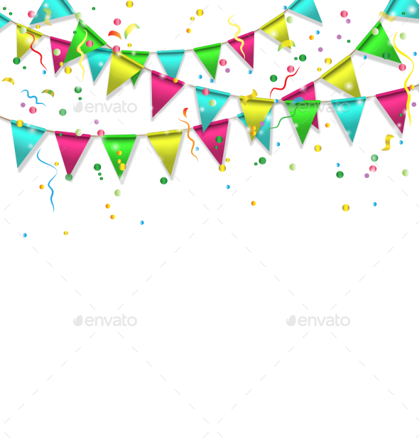 GraphicRiver Birthday Background 9588720