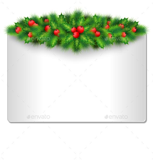 GraphicRiver Christmas Banner 9589073