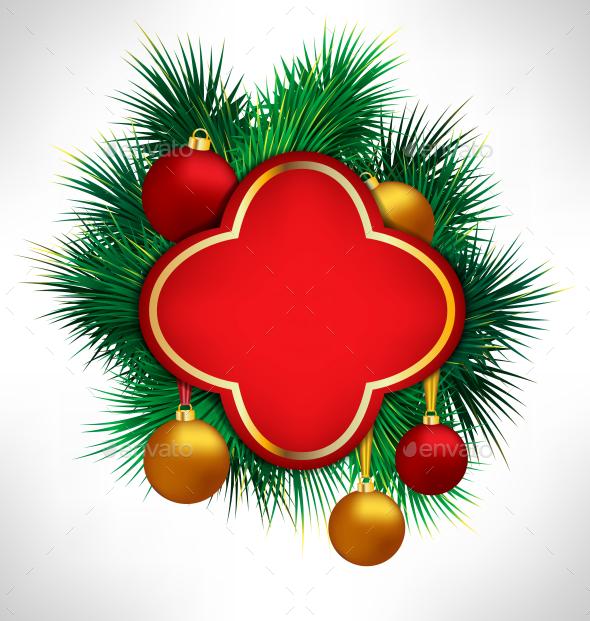 GraphicRiver Christmas Banner 9589118