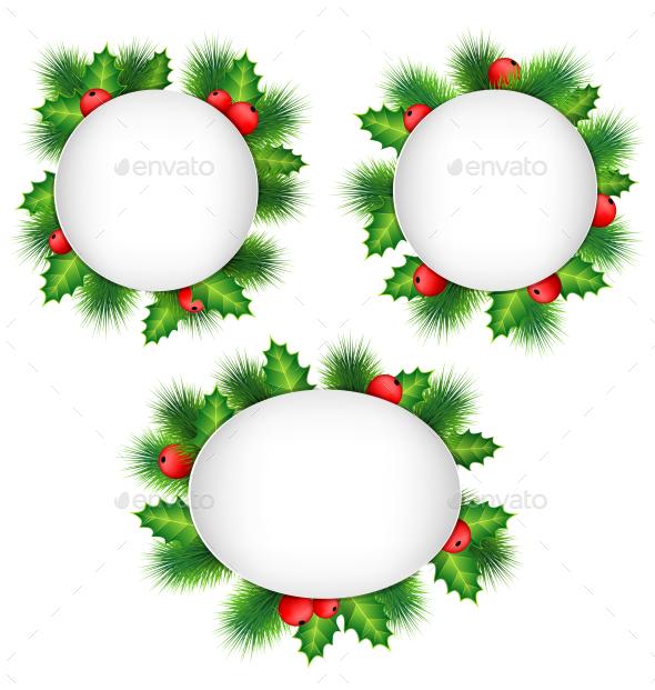 GraphicRiver Christmas Banner 9589186