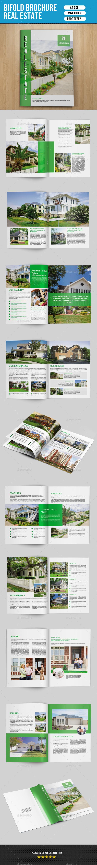 GraphicRiver Real Estate Brochure v163 9589491