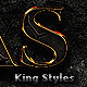 King Text Styles v1 - GraphicRiver Item for Sale