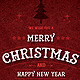 8 Retro Christmas Cards / Invite - GraphicRiver Item for Sale