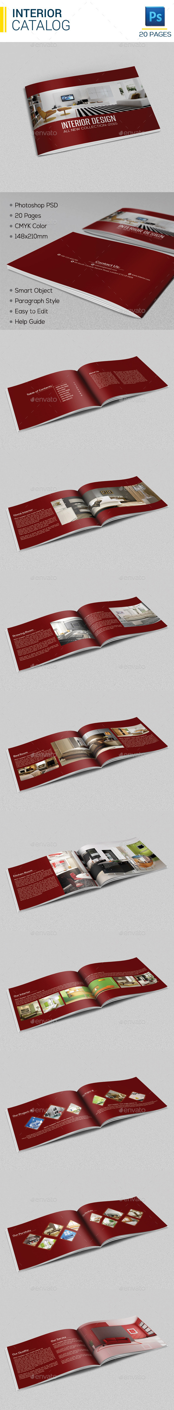 GraphicRiver Interior Catalog 9589728