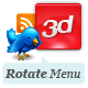 3D Rotate Menu - ActiveDen Item for Sale