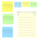 Post It Notes - GraphicRiver Item for Sale