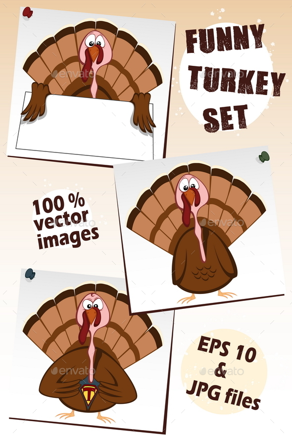 GraphicRiver Turkey Set 9590085