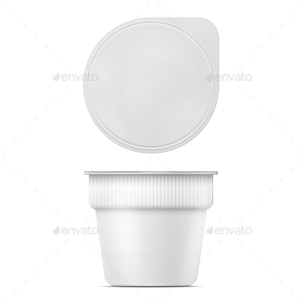 GraphicRiver Instant Mashed Potato Container Template 9590141