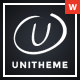 UniTheme - Responsive Multi-Purpose Theme