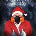 Santa Claus in Gas Mask - PhotoDune Item for Sale