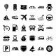 Transportation Icon Set - GraphicRiver Item for Sale