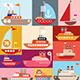 Ships and Boats - GraphicRiver Item for Sale