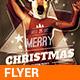 Reindeer Mask Flyer - GraphicRiver Item for Sale