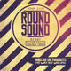 Round Sound Flyer/Poster - GraphicRiver Item for Sale
