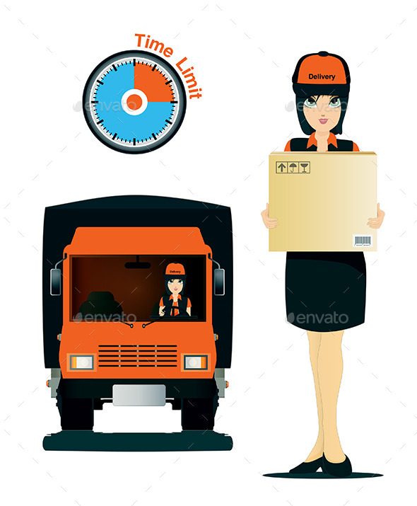 GraphicRiver Delivery 9592672