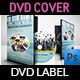 Graduation Ceremony DVD Cover and Label Template - GraphicRiver Item for Sale