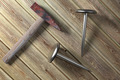 hammer and nails - PhotoDune Item for Sale