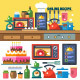 Kitchen and Cooking - GraphicRiver Item for Sale