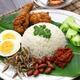 nasi lemak, malaysian cuisine - PhotoDune Item for Sale
