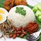 nasi lemak, coconut milk rice, malaysian cuisine - PhotoDune Item for Sale