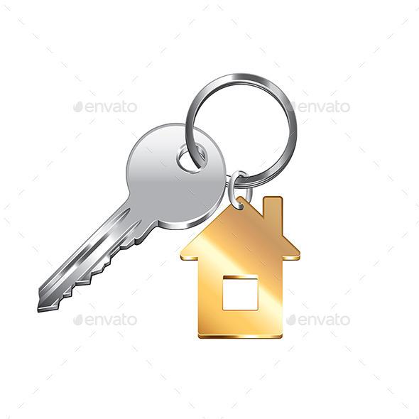 GraphicRiver House Key 9593844