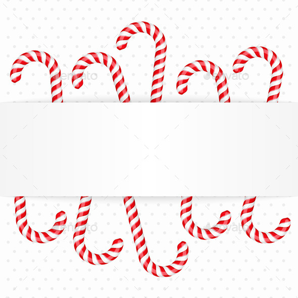 GraphicRiver Candy Canes 9593926