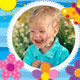 Kids Photo Frames, Invitations or Cards - GraphicRiver Item for Sale