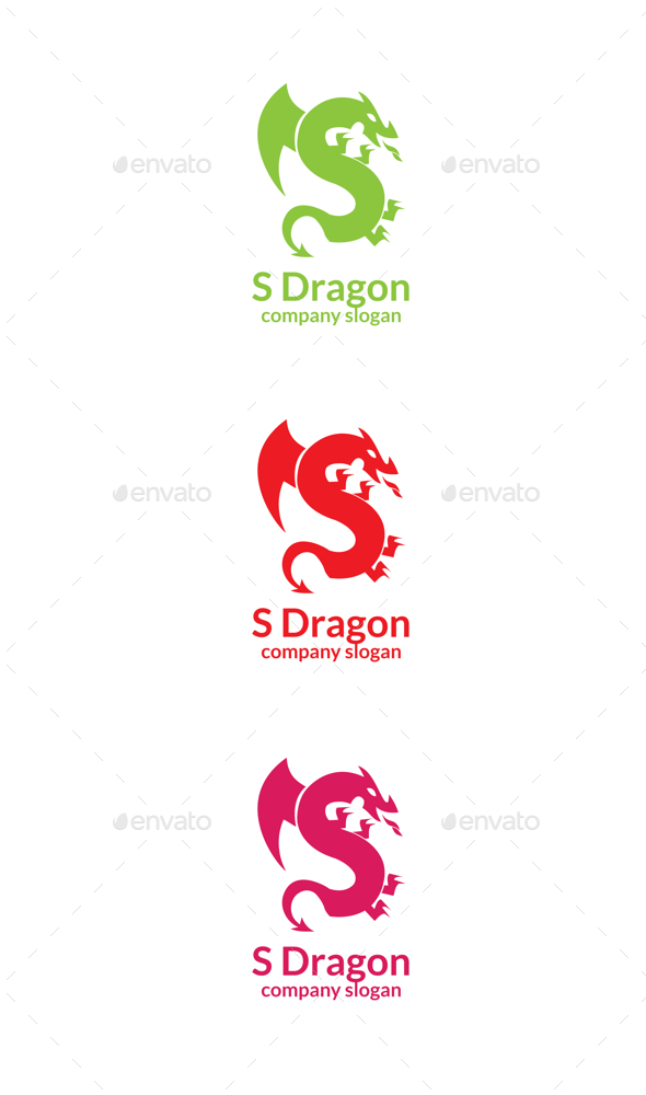 GraphicRiver S Dragon 9594096