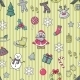 Happy New Year and Merry Christmas Pattern - GraphicRiver Item for Sale