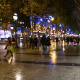 Champs Elysees, People, Night 2 - VideoHive Item for Sale