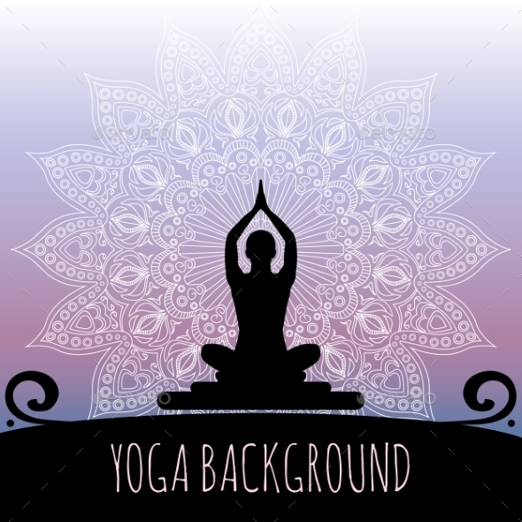 GraphicRiver Yoga Background 9595340