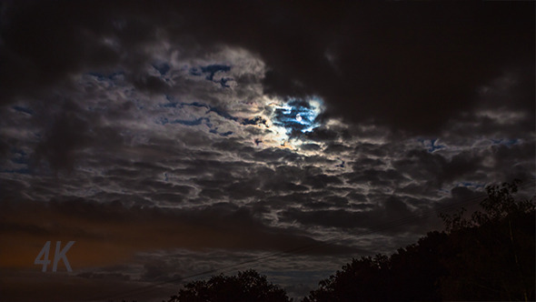 Moon Cloud