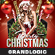 Christmas Party Flyer/Poster - GraphicRiver Item for Sale