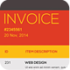 Invoice Template PSD - GraphicRiver Item for Sale