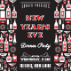 New Year's Eve Party Flyer Template - GraphicRiver Item for Sale