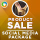 E-Commerce & Retail Social Media Graphic Pack - GraphicRiver Item for Sale