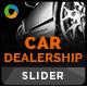 Car Dealership Slider - GraphicRiver Item for Sale