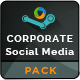 Corporate Social Media Graphic Pack - GraphicRiver Item for Sale