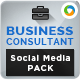 Consultant Social Media Graphic Pack - GraphicRiver Item for Sale