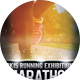 2K15 Marathon Exhibition Sport Flyer - GraphicRiver Item for Sale