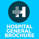 Hospitals Landscape General Brochure Template  - GraphicRiver Item for Sale
