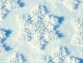 Winter Snow Background. Snowflake closeup - PhotoDune Item for Sale