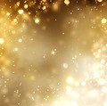 Christmas gold background. Golden holiday glowing background - PhotoDune Item for Sale